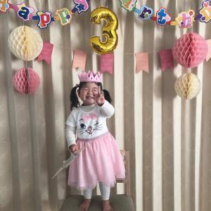 お誕生おめでとう!