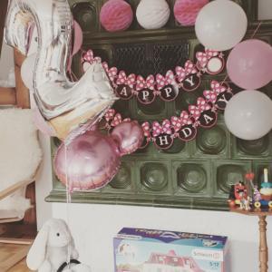 *2歳の誕生日*