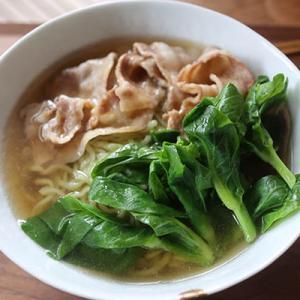 無化調で簡単「手作り醤油ラーメン」作り方レシピ(煮干し出汁)