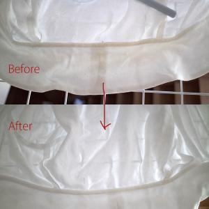 【NHKあさイチ】白もの衣類の黄ばみ:自宅の洗剤で再度解消しました!