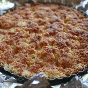 とっても簡単な手作りお菓子「栗原はるみさんの蜂の巣ケーキ」