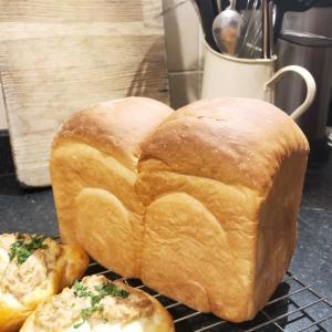 久々パン焼き