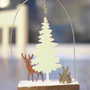 可愛いクリスマス雑貨と