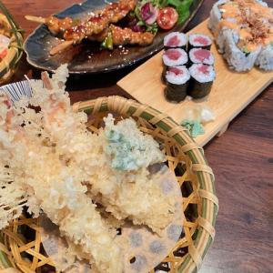 ハロゲートの日本食レストラン