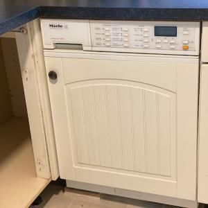 とうとう洗濯機が・・・