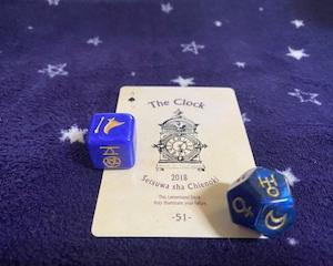 9月14日上弦の月な本日のイメージオラクルは、時の魔術師