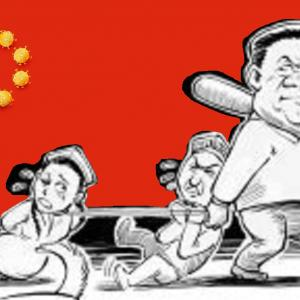 中国共産党は、強姦魔(レイプ)の略奪集団 内モンゴルへの民族浄化
