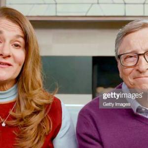 ビル・ゲイツの妻は 男