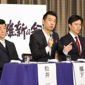 大阪市解体廃止の住民投票(大阪都構想)について