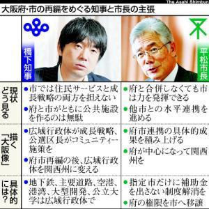 元大阪市長「平松邦夫氏」が語る大阪都構想のウソ