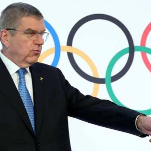 東京オリンピックが中止