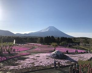 GWの富士山