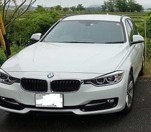 売却希望BMW