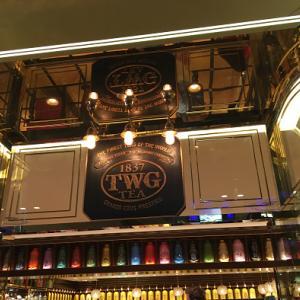 シンガポール発祥の茶葉専門店TWG