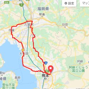 ブルベ200Km 佐賀平野