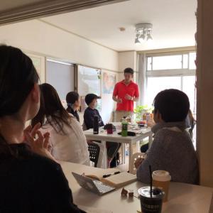 英会話スクールLet It Flow松戸 向上心の高い仲間から刺激を受けています 生徒さんの声