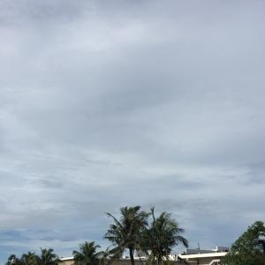 グアムの天気10月19日 りひゃんの国際結婚生活リポート