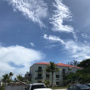 グアムの天気 10月21日 正午 タモンの裏側wwからジョー速