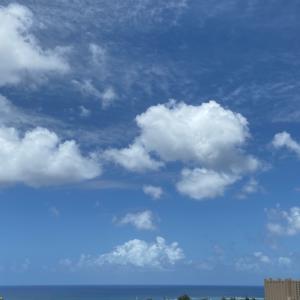 グアムの天気4月2日 りひゃんの国際結婚生活リポート