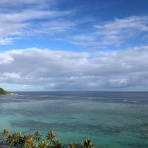 グアムの天気 5月26日 最近のグアム sashi from Guam