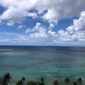 グアムの天気 5月27日 常夏 sashi from Guam