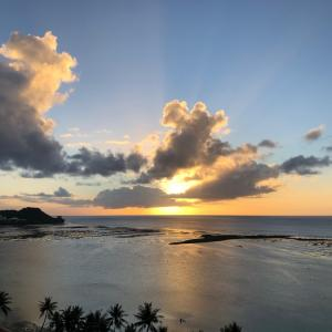 グアムへの観光客受け入れ時期発表 sashi from Guam
