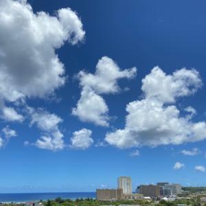 グアムの天気5月28日 りひゃんの国際結婚生活リポート