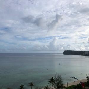 グアムの天気 6月20日 週末のタモン sashi from Guam