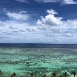 グアムの天気 6月24日 蒸し蒸し sashi from Guam