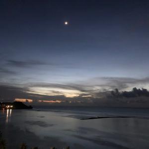 グアムの天気 6月24日 諸行無常 sashi from Guam