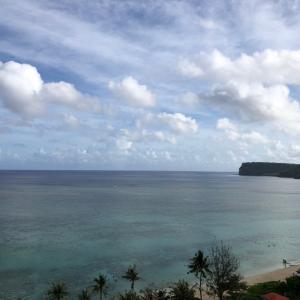 グアムの天気 6月25日 夏真っ盛り sashi from Guam