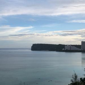 グアムの天気 7月1日 ツバキは? sashi from Guam