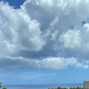 グアムの天気7月25日 りひゃんの国際結婚生活リポート