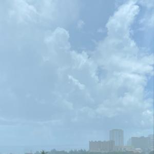 グアムの天気7月11日 りひゃんの国際結婚生活リポート