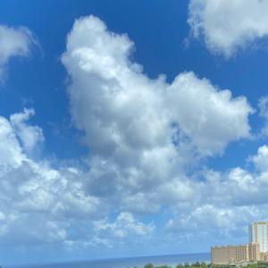 グアムの天気7月18日 りひゃんの国際結婚生活リポート