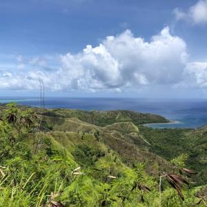 グアムの天気 7月20日 南部一周ドライブ sashi from Guam