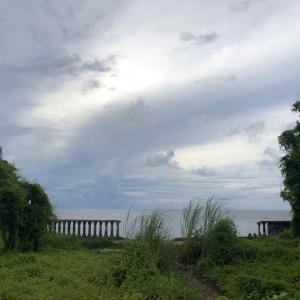 グアムの天気 7月29日 秘密の場所 sashi from Guam