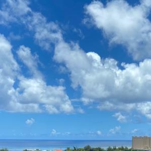 グアムの天気8月1日 りひゃんの国際結婚生活リポート
