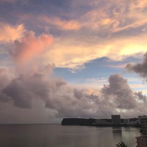 グアムの天気 フレスコな空