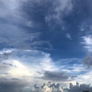 グアムの天気 美しい青
