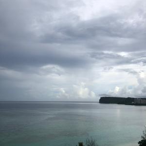グアムの天気 天気悪そうな週末