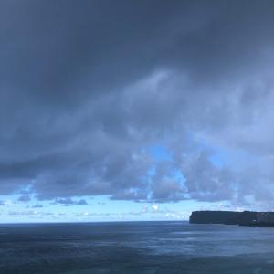 グアムの天気 グアムらしい天気