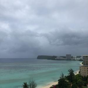 グアムの天気 雨季