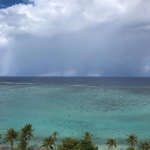 グアムの天気 珍しい気象現象