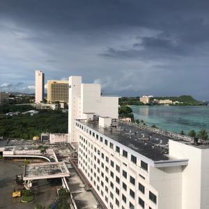 グアムの天気 フィエスタホテル