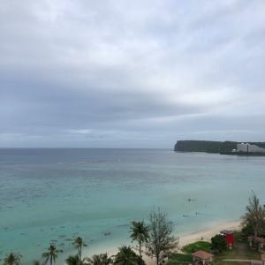 グアムの天気 イマイチな天気が続く