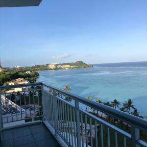 グアムの天気 最後の眺め