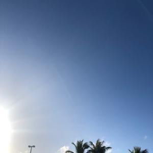 グアムの天気 今日は良い天気
