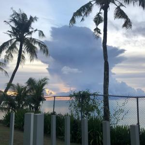 グアムの天気 涼しいタモンビーチ