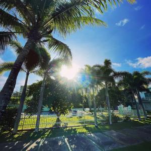 グアムの天気 久々の青空 雨季